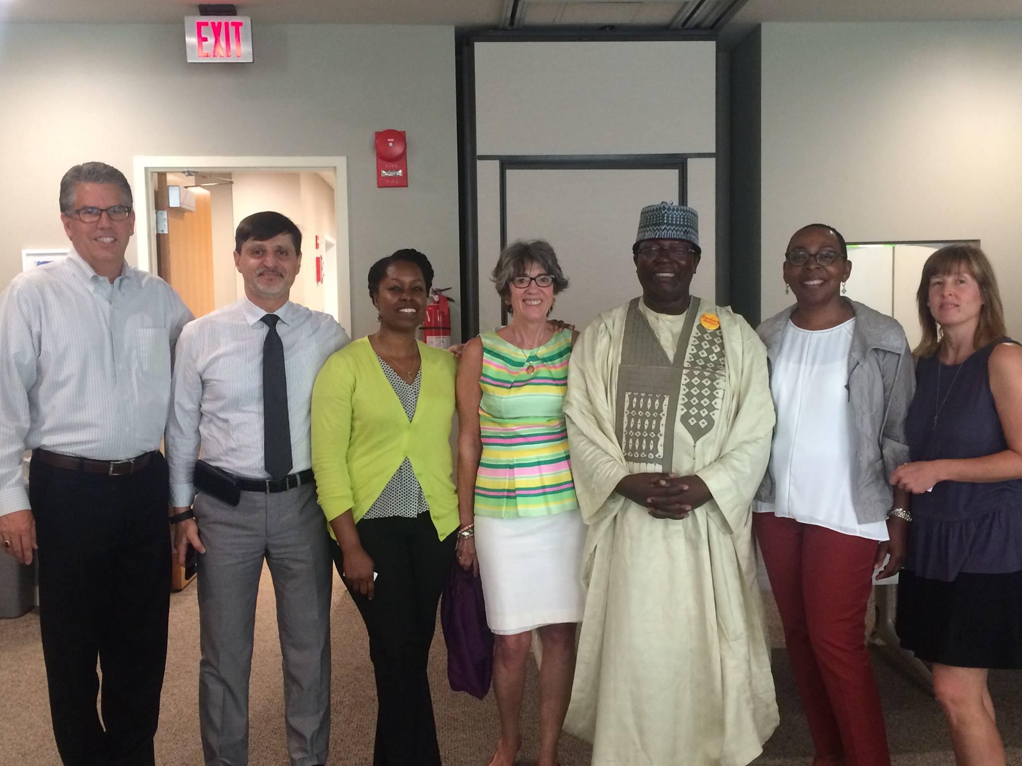 Member Spotlight: Francis Njuakom, CDVTA Cameroon | GlobalAgeing