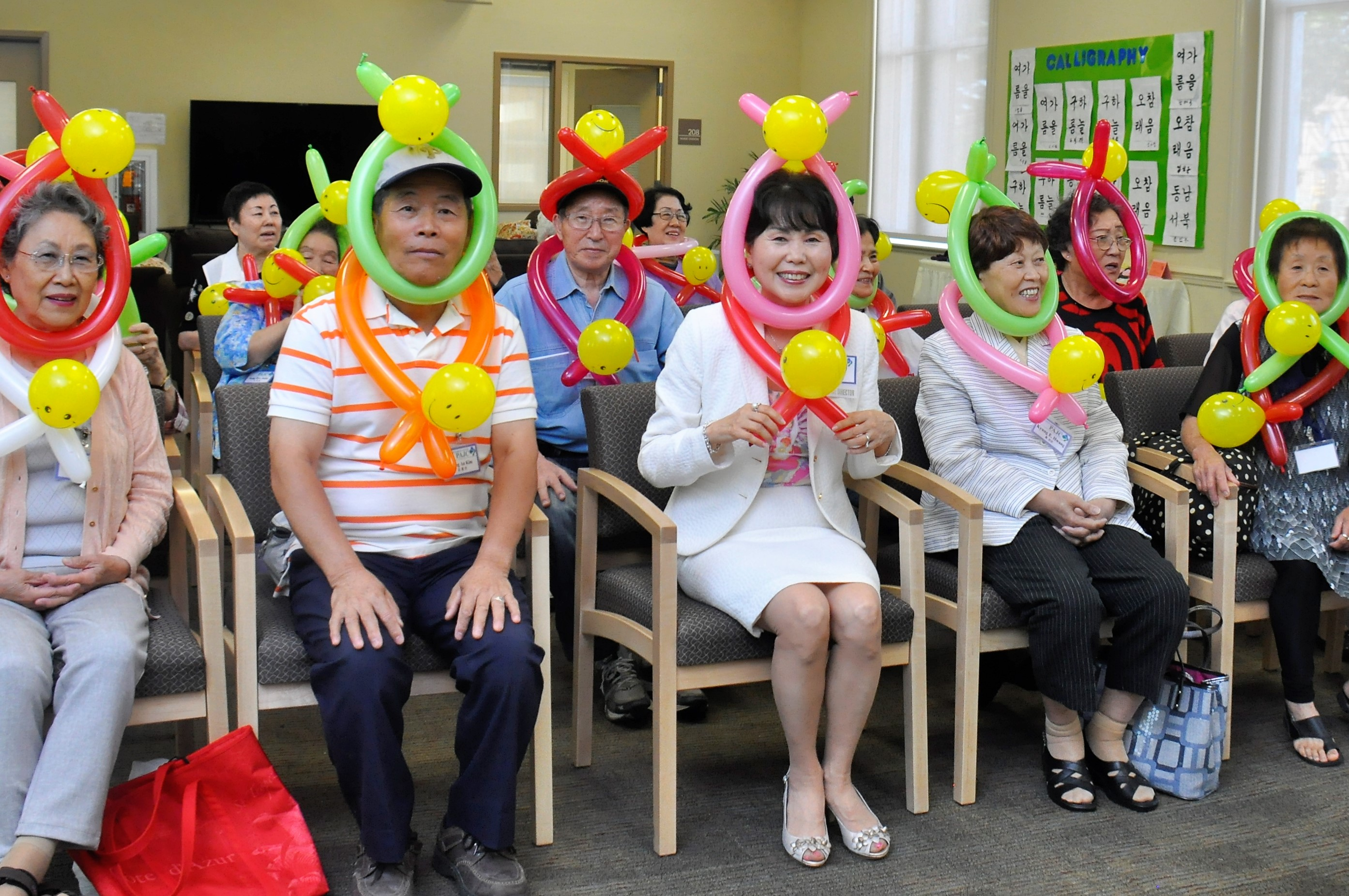 Asian senior services images